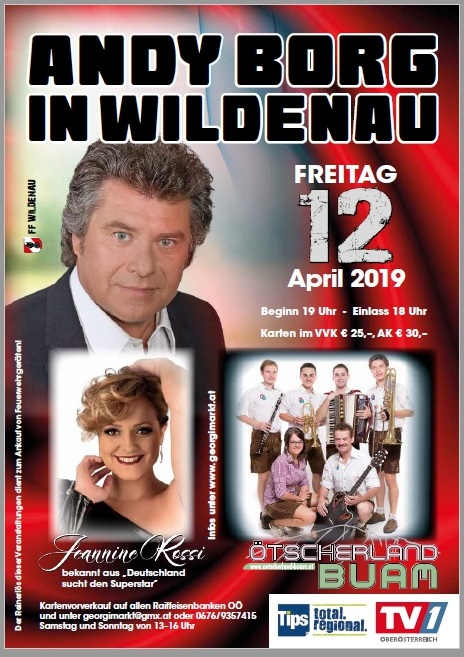 Andy Borg in Wildenau